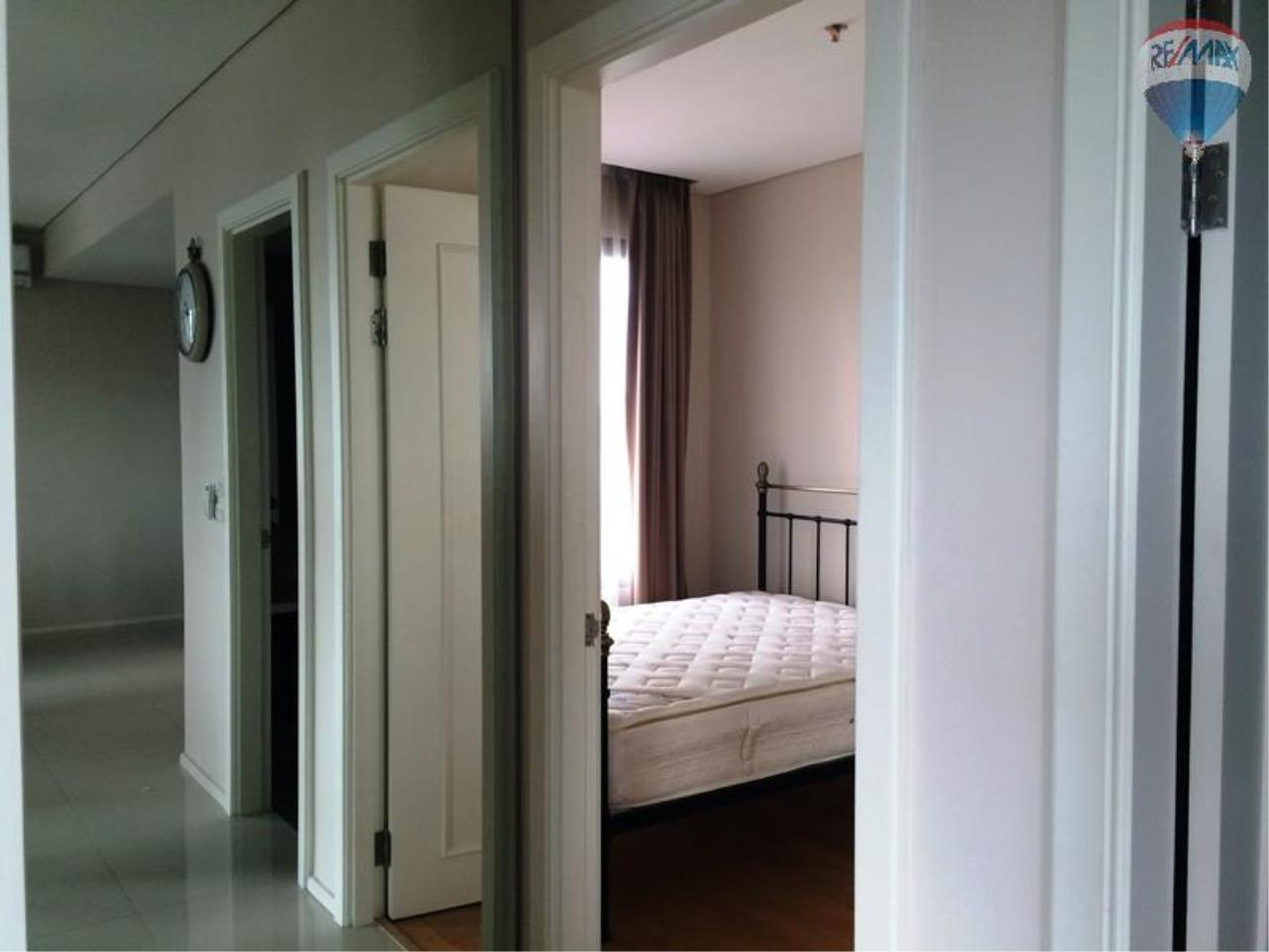 RE/MAX Properties Agency's Condo for RENT 2B/2B on Asoke, 86 sq.m., good view close to Airport link 7