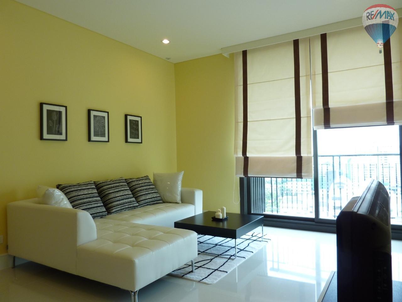 RE/MAX Properties Agency's Aguston 22, BTS Phrom Phong, 1B/1B, pet-friendly condo 2