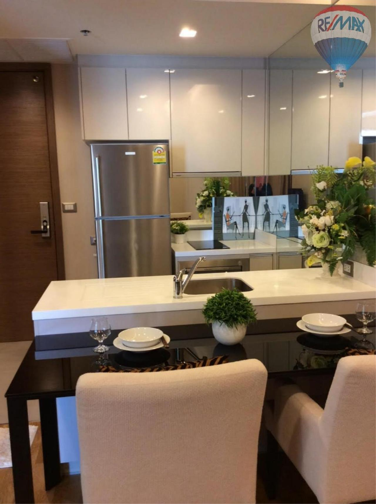 RE/MAX Properties Agency's 1 Bedroom 46.5 Sq.M. for sale in The Address Sathorn 1