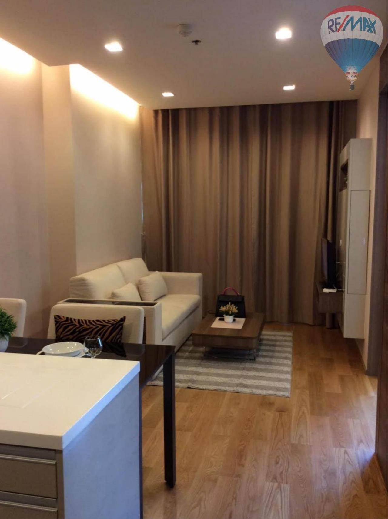 RE/MAX Properties Agency's 1 Bedroom 46.5 Sq.M. for sale in The Address Sathorn 2
