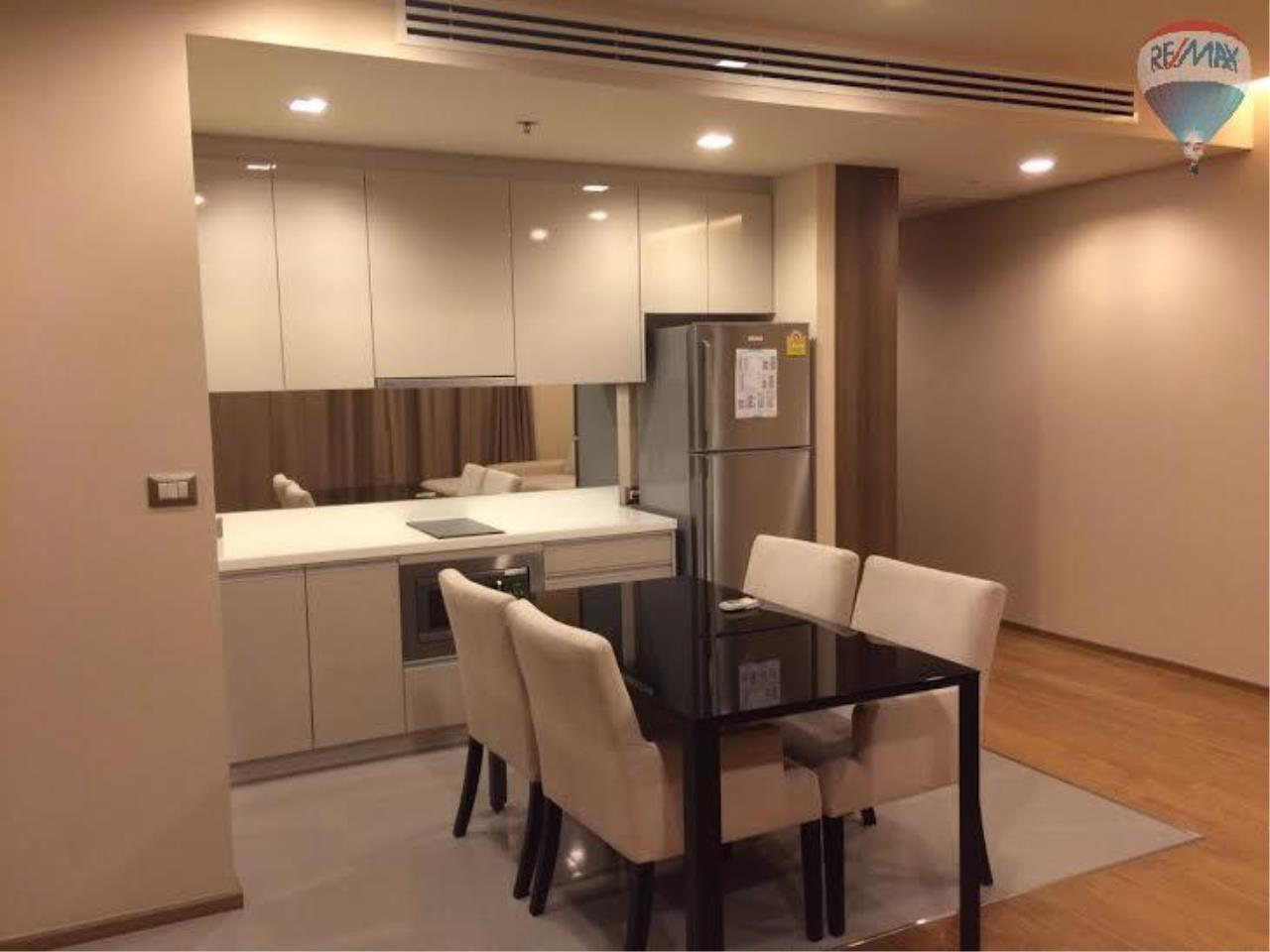 RE/MAX Properties Agency's 2 Bedrooms 80.5 Sq.M. for renting 60K in The Address Sathorn 1
