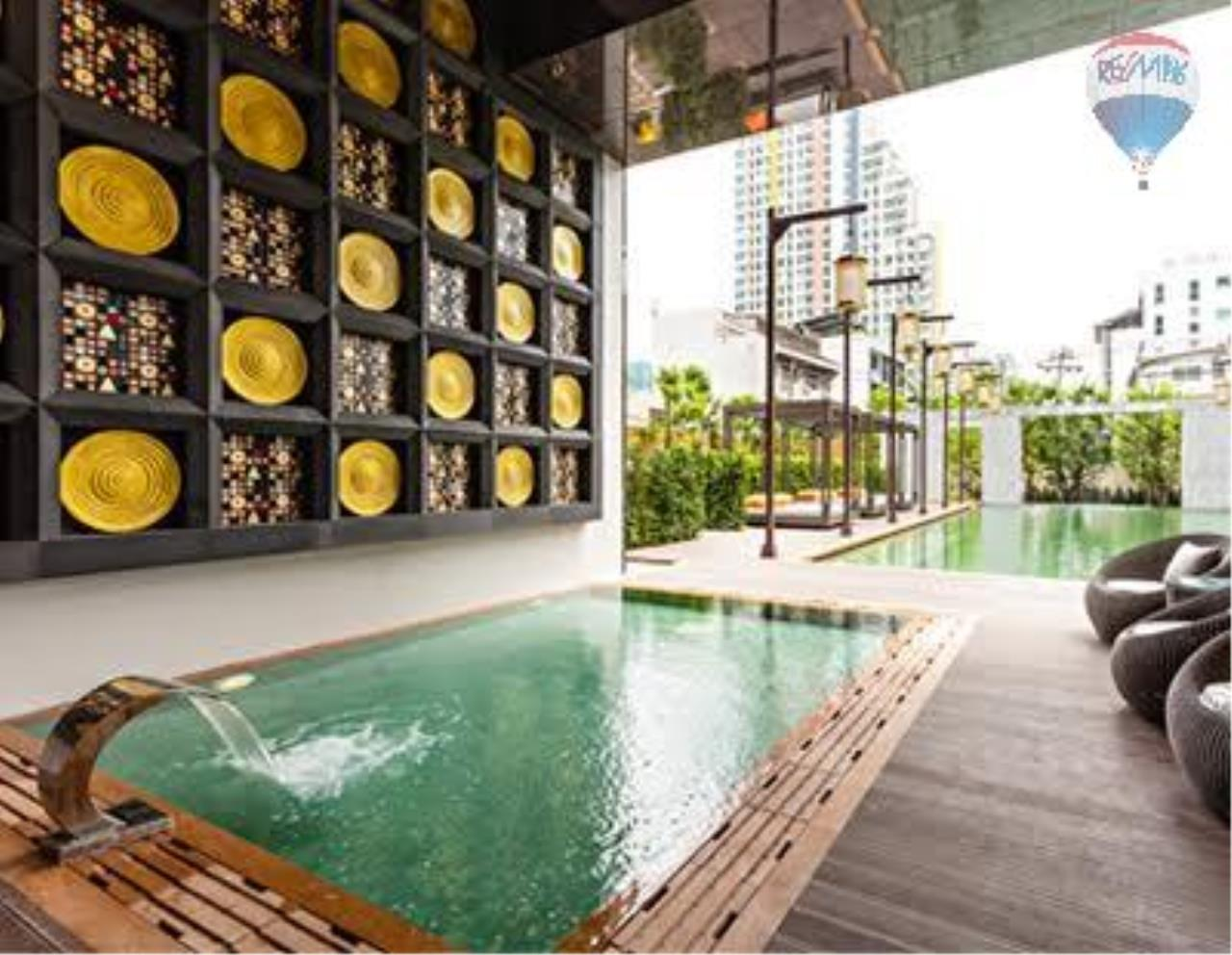 RE/MAX Properties Agency's 2 Bedrooms 80.5 Sq.M. for renting 60K in The Address Sathorn 3