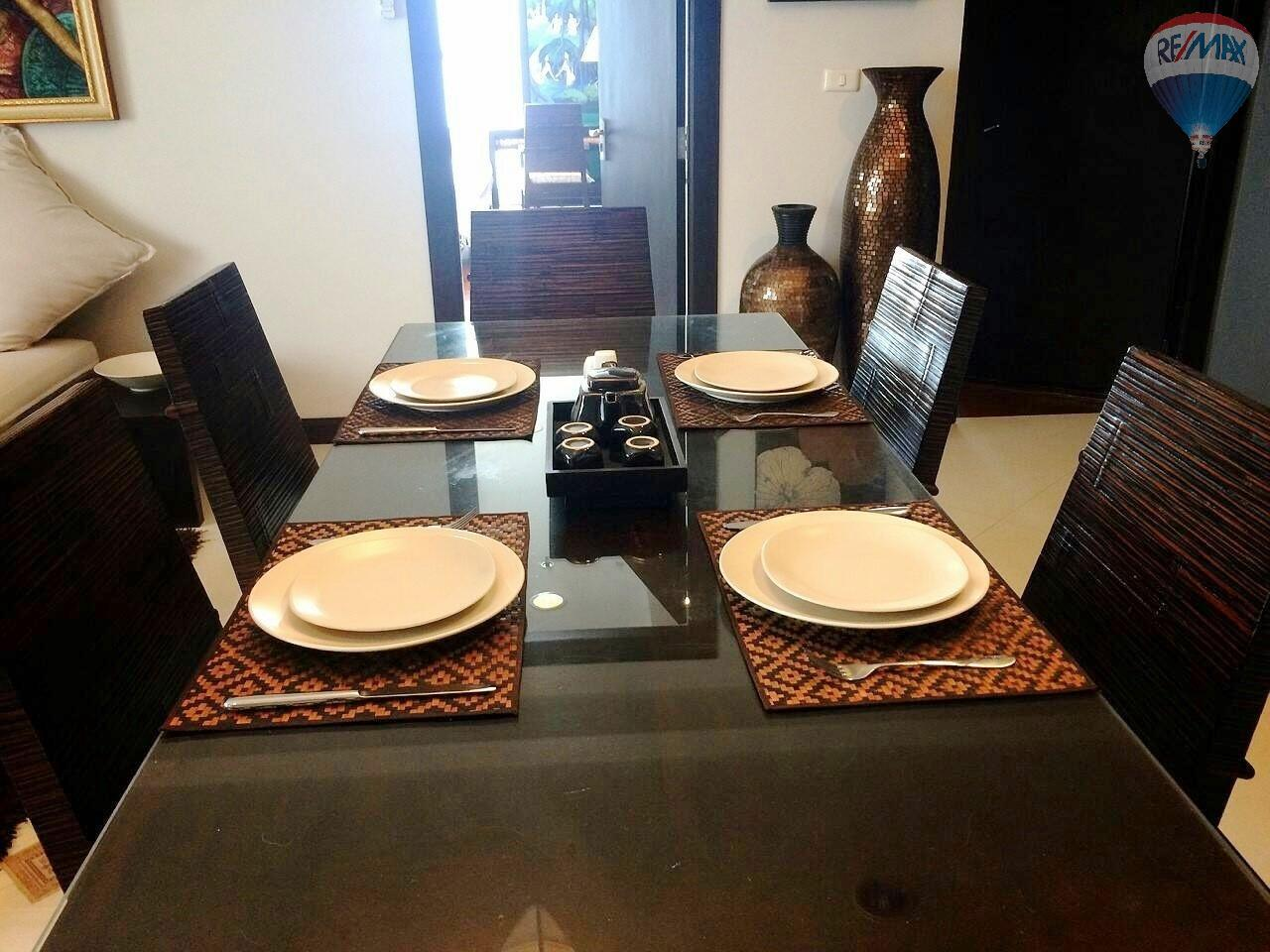 RE/MAX Properties Agency's The Address Siam, BTS Ratchathewi, 3B/2B, high floor 7