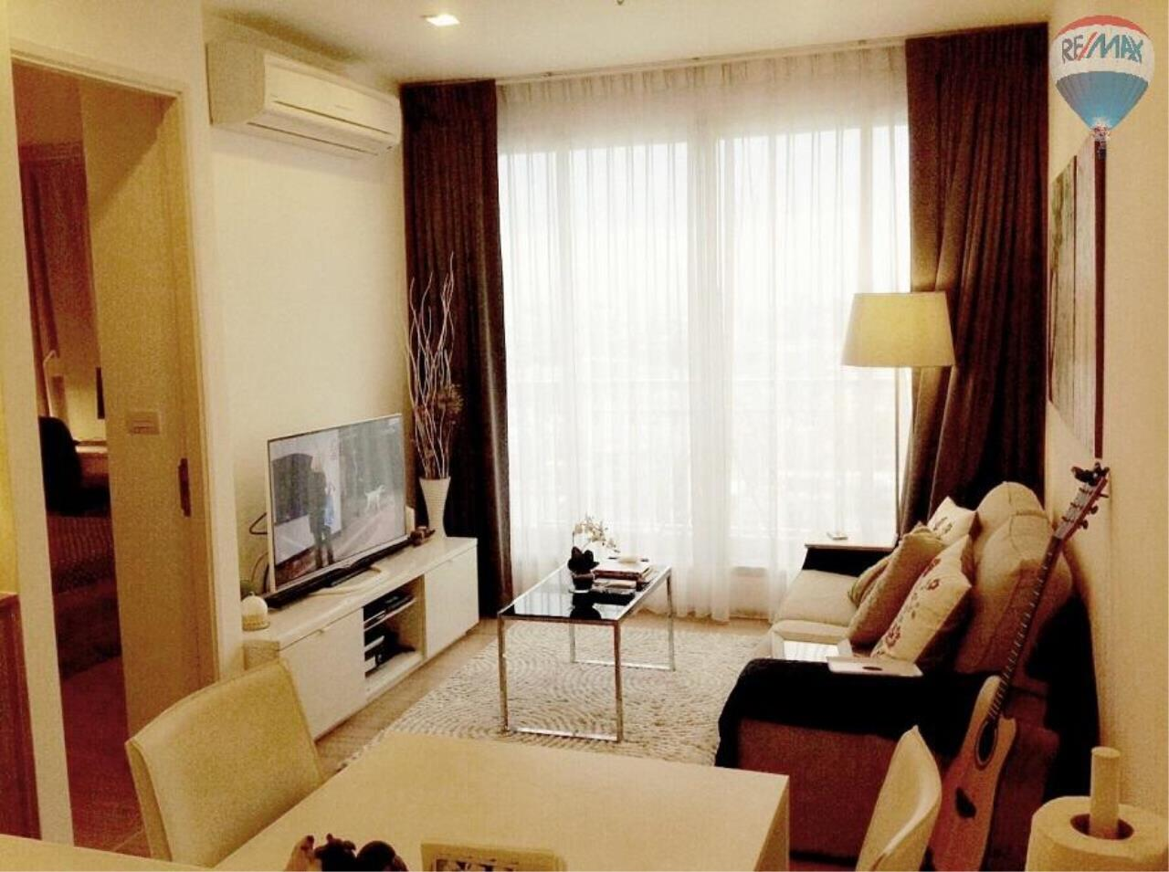 RE/MAX Properties Agency's 1 bedroom 45 Sq.M. for renting 32,000 THB in Rhythm Sukhumvit 1