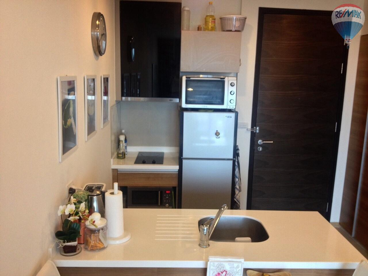 RE/MAX Properties Agency's 1 bedroom 45 Sq.M. for renting 32,000 THB in Rhythm Sukhumvit 13