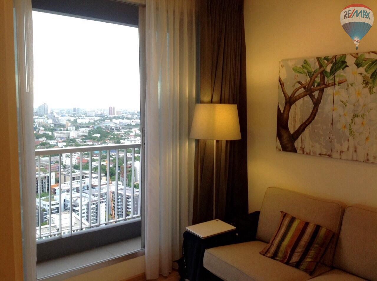 RE/MAX Properties Agency's 1 bedroom 45 Sq.M. for renting 32,000 THB in Rhythm Sukhumvit 2