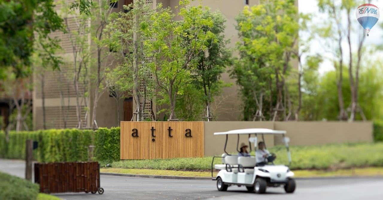 RE/MAX Properties Agency's ATTA Condo, Kirimaya Golf resort and Spa, 1B/1B 6