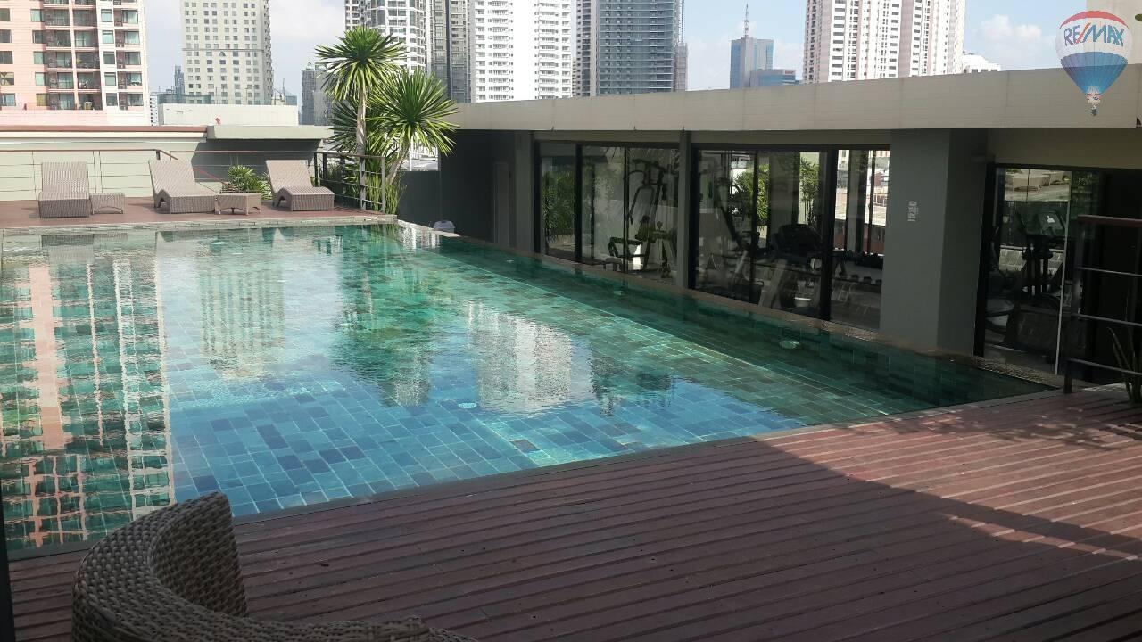 RE/MAX Properties Agency's 1 Bedroom 38 Sq.M. for renting in XVI Condominium 12