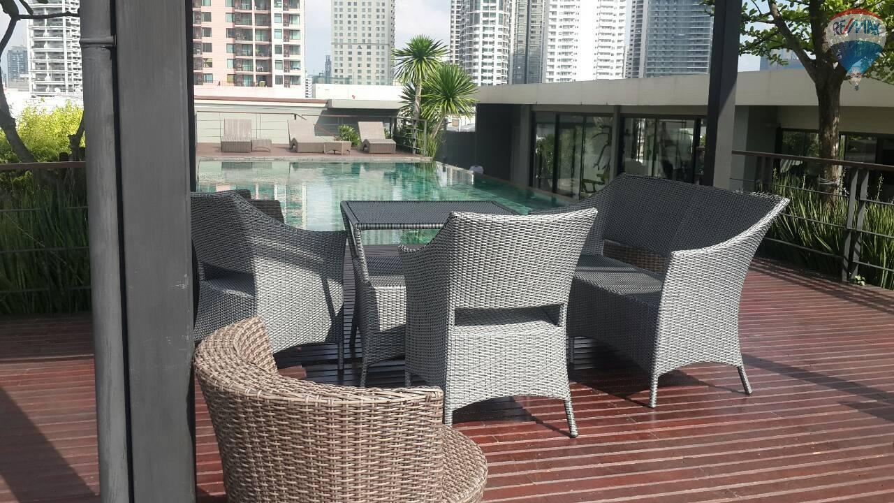RE/MAX Properties Agency's 1 Bedroom 38 Sq.M. for renting in XVI Condominium 13