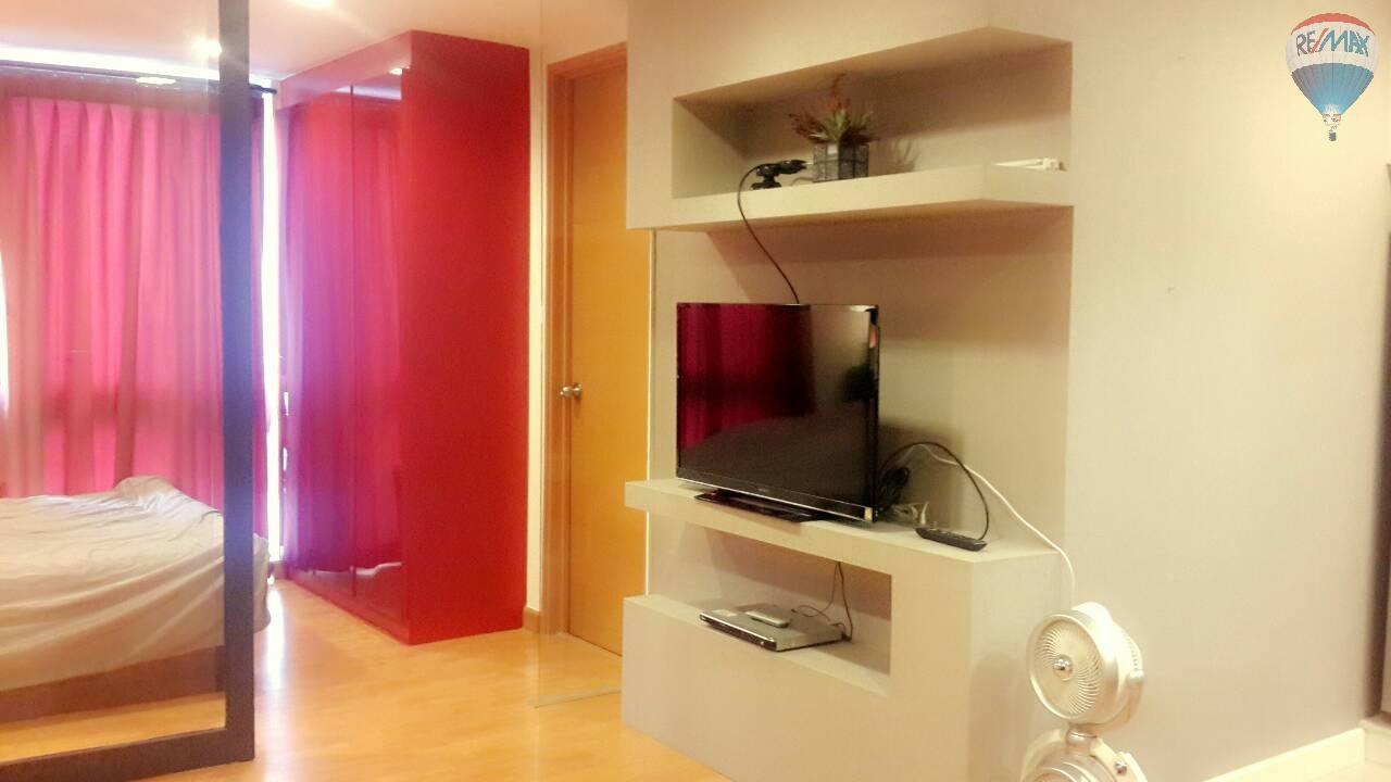 RE/MAX Properties Agency's 1 Bedroom 38 Sq.M. for renting in XVI Condominium 2