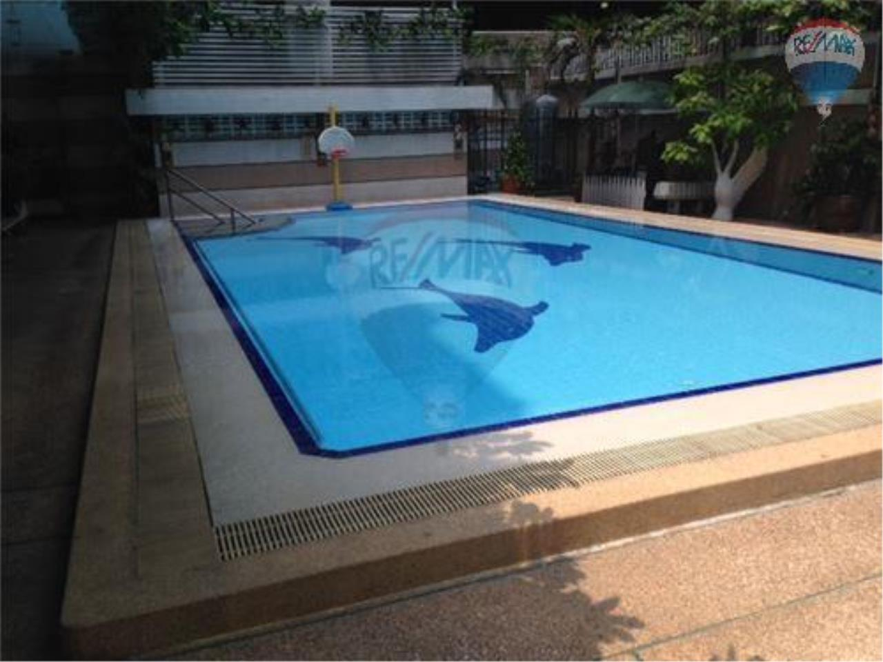 RE/MAX Properties Agency's 3 Bedroom Apartment - Lake View in Soi Sukhumvit 16  18