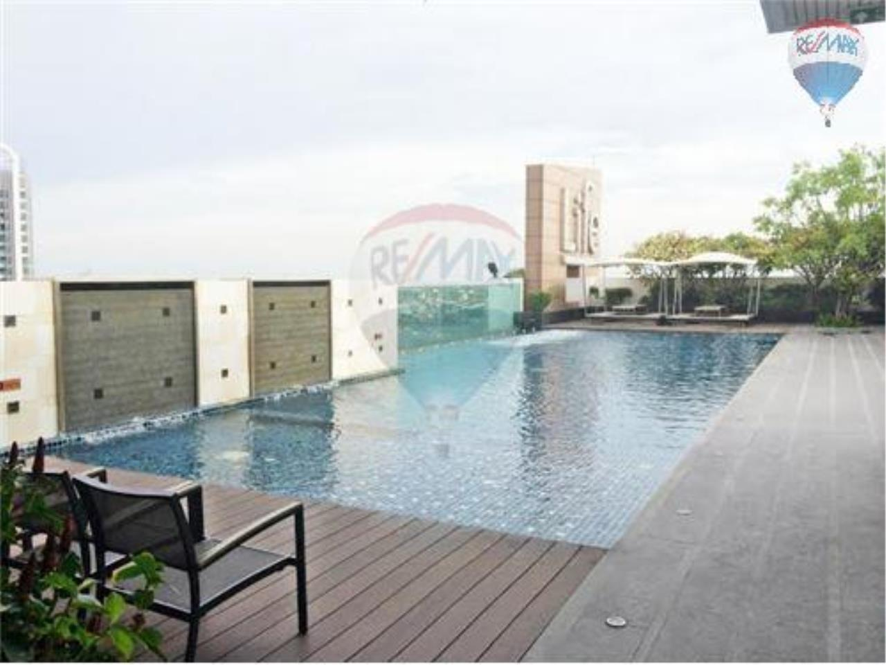 RE/MAX Properties Agency's 1 Bedroom Apartment - The life Sukhumvit 65  7