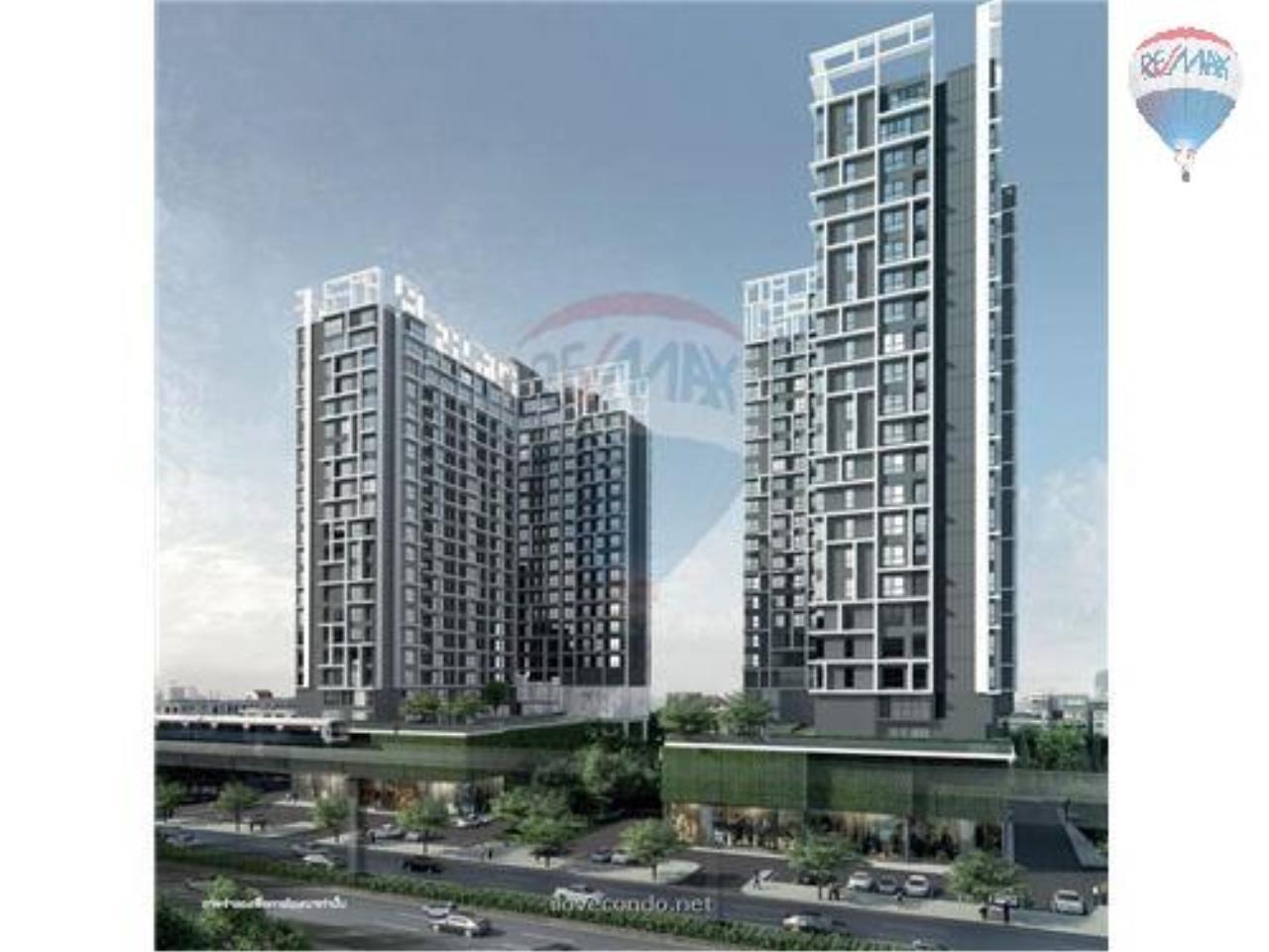 RE/MAX Properties Agency's Condominium for rent 43 Sq.M. at Ideo Mobi Sukhumvit 8