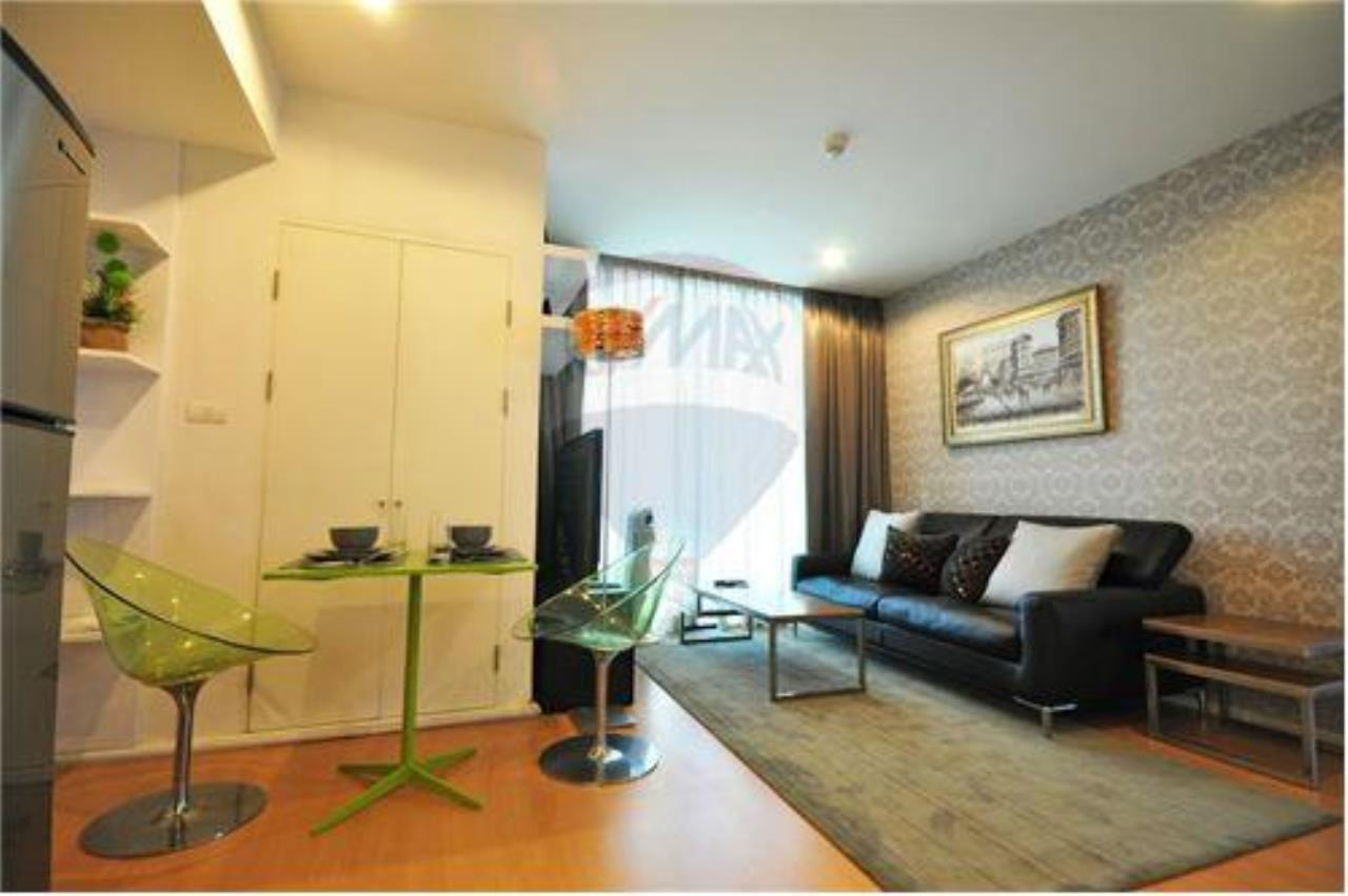 RE/MAX Properties Agency's Sale with the tenant 1 bedroom in Thonglor 5.6 MB. 2