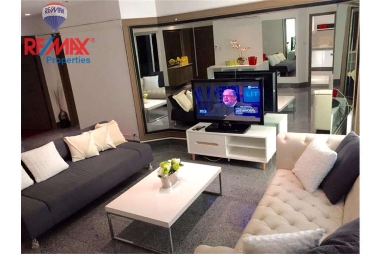RE/MAX Properties Agency's FOR RENT FIFTY FIFTH TOWER  3BED 170SQM 1