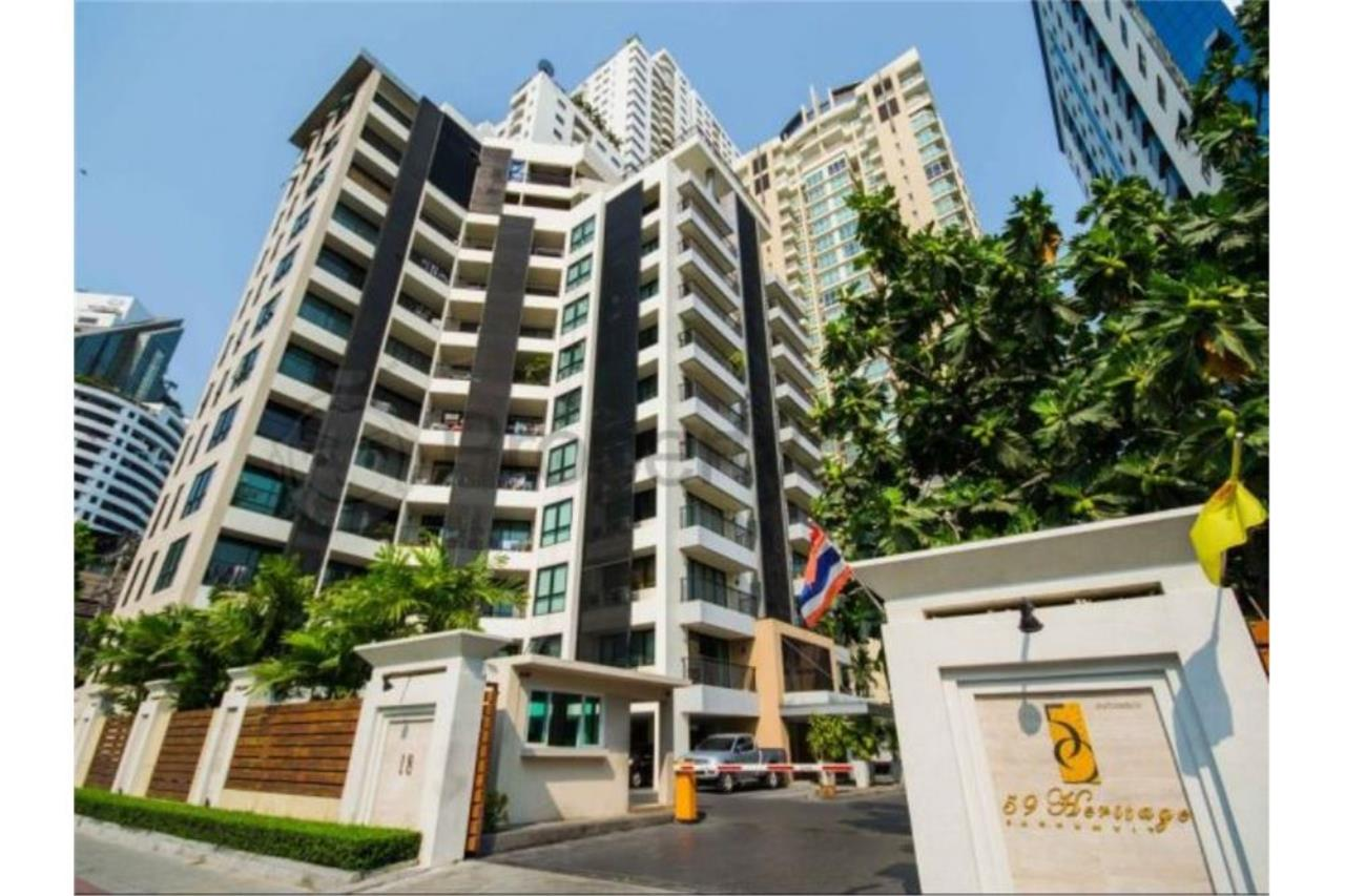 RE/MAX Properties Agency's FOR SALE  59 HERITAGE SUKHUMVIT   1BED 39SQM 13