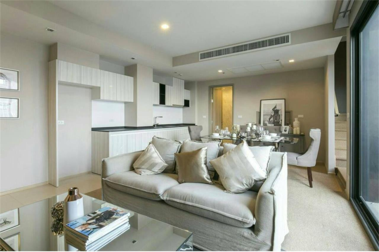 RE/MAX Properties Agency's FOR SALE HQ BY SANSIRI   1BED 80SQM 2