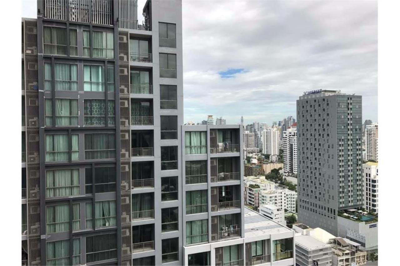 RE/MAX Properties Agency's 1 Bed for rent 55,00 Baht @ Quattro by sansiri 11