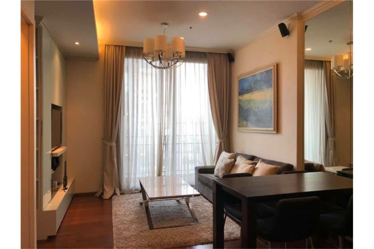 RE/MAX Properties Agency's 1 Bed for rent 55,00 Baht @ Quattro by sansiri 1