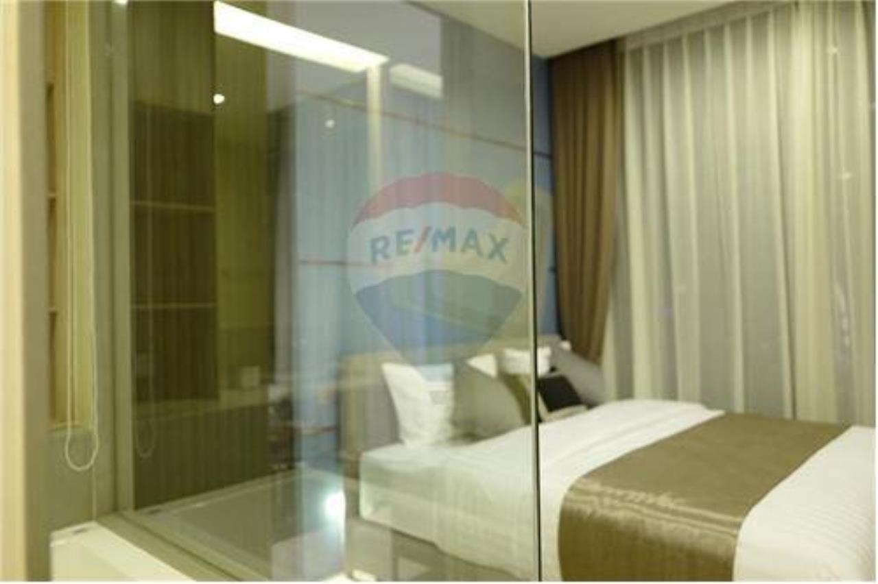 RE/MAX Properties Agency's 1 bed nice decoration for rent 50K on high floor. 19