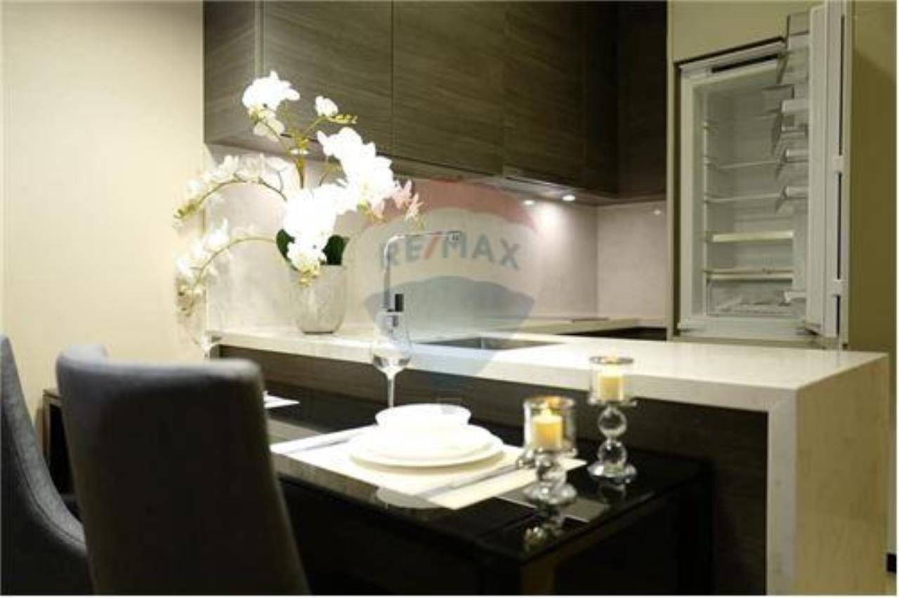RE/MAX Properties Agency's 1 bed nice decoration for rent 50K on high floor. 3