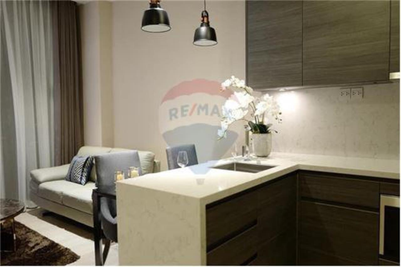 RE/MAX Properties Agency's 1 bed nice decoration for rent 50K on high floor. 1