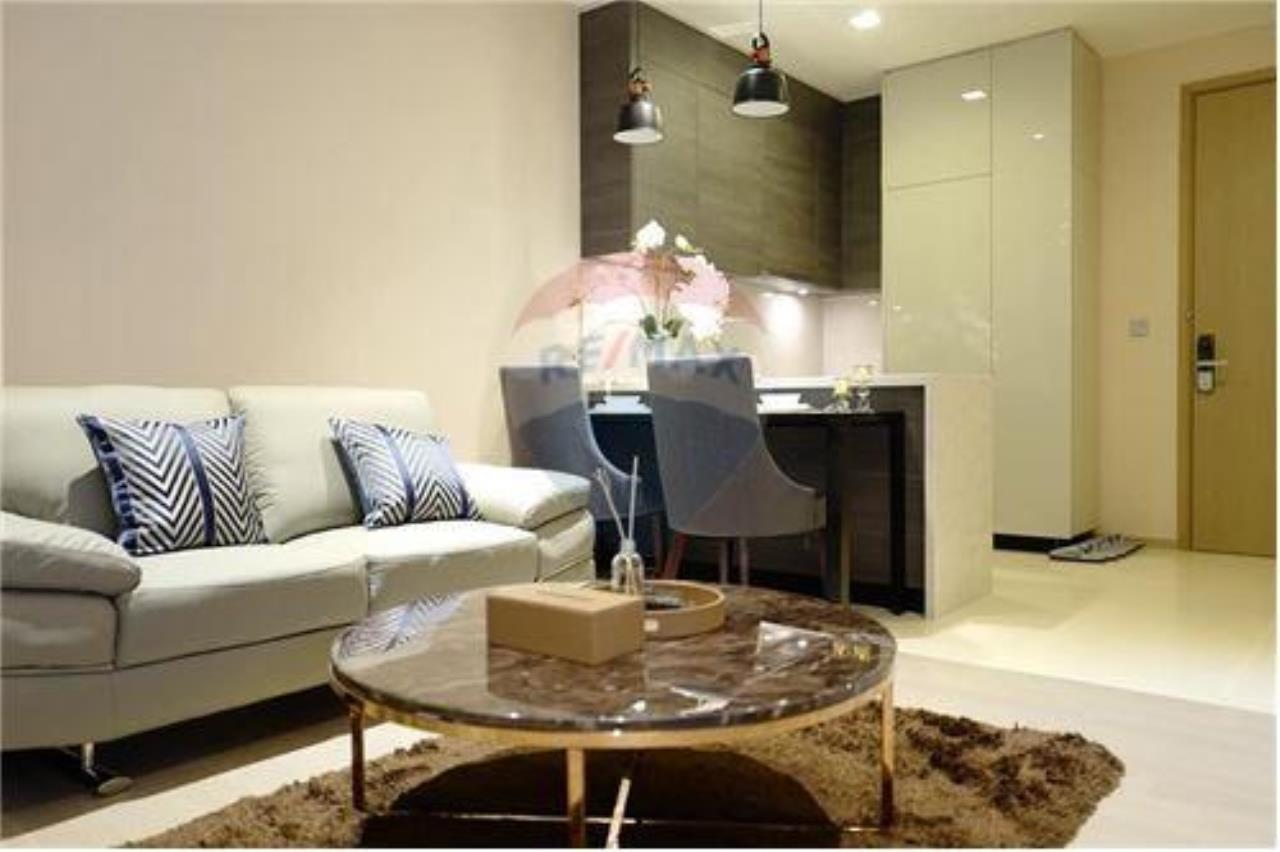 RE/MAX Properties Agency's 1 bed nice decoration for rent 50K on high floor. 2