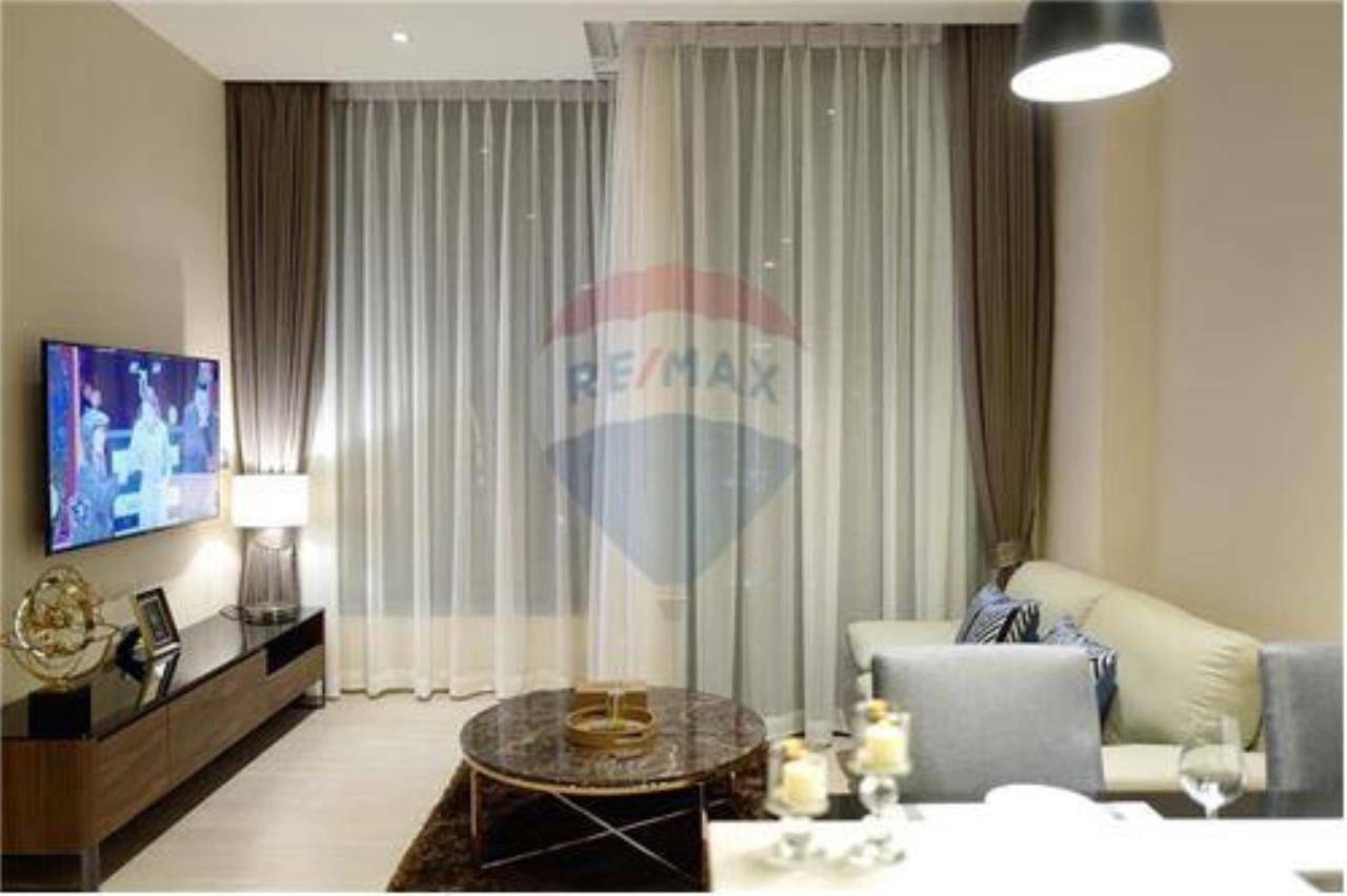 RE/MAX Properties Agency's 1 bed nice decoration for rent 50K on high floor. 18