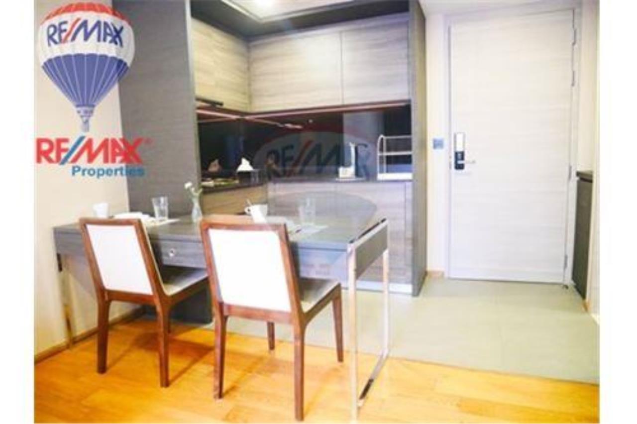 RE/MAX Properties Agency's Condo for rent  @ Klass Langsuan 1Bed 45sqm. 9