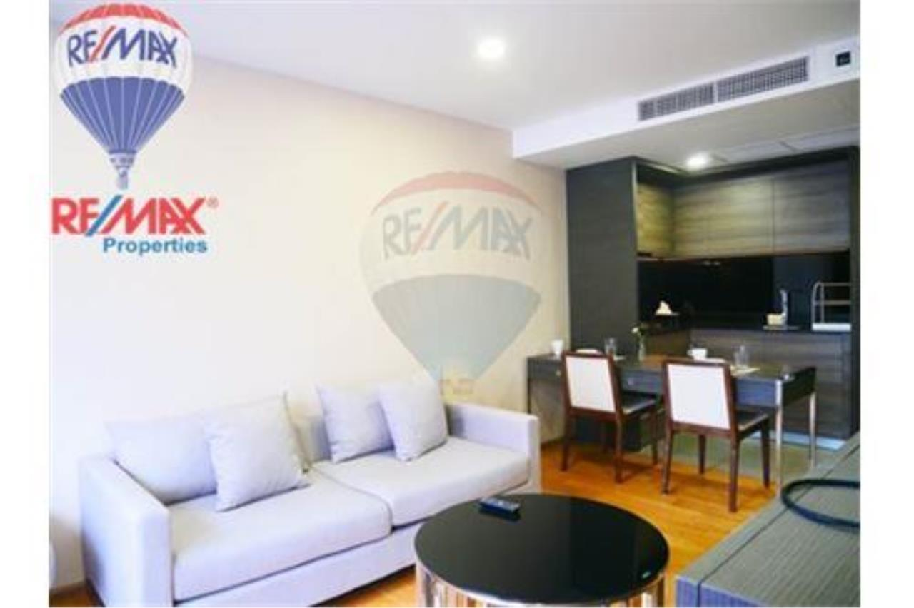 RE/MAX Properties Agency's Condo for rent  @ Klass Langsuan 1Bed 45sqm. 11