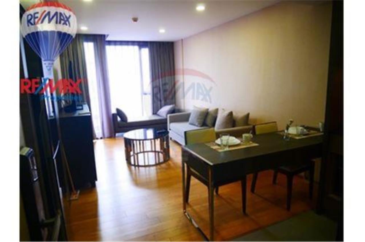 RE/MAX Properties Agency's Condo for rent  @ Klass Langsuan 1Bed 45sqm. 13