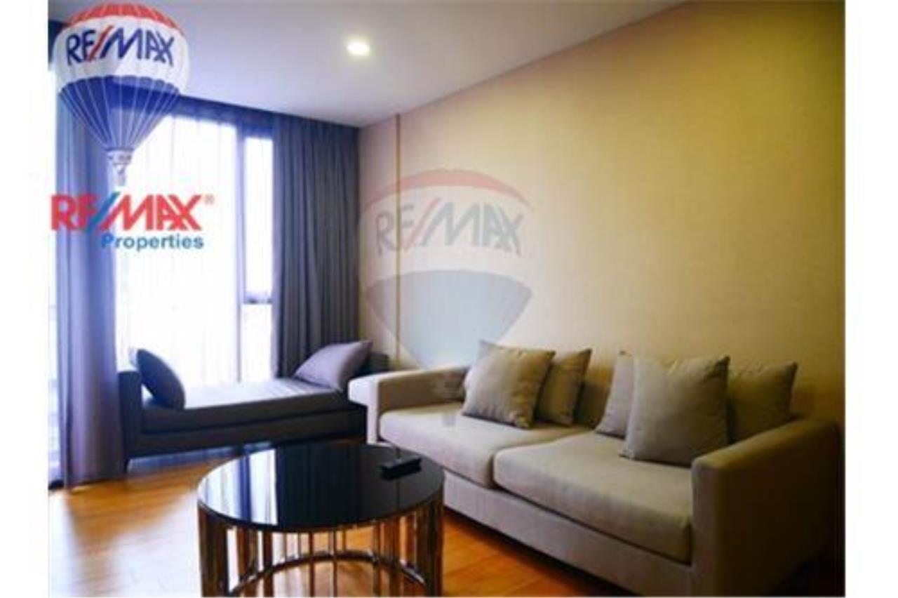 RE/MAX Properties Agency's Condo for rent  @ Klass Langsuan 1Bed 45sqm. 6