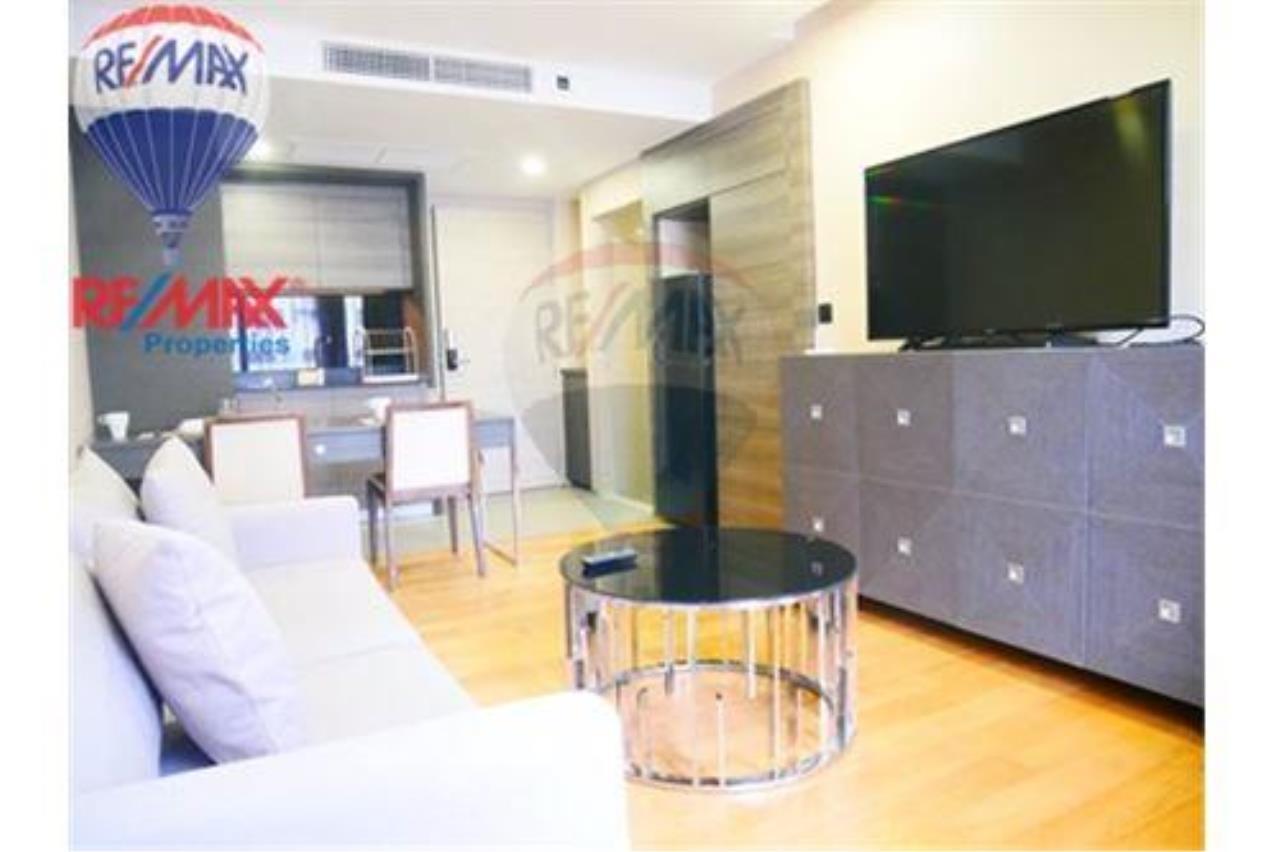 RE/MAX Properties Agency's Condo for rent  @ Klass Langsuan 1Bed 45sqm. 1