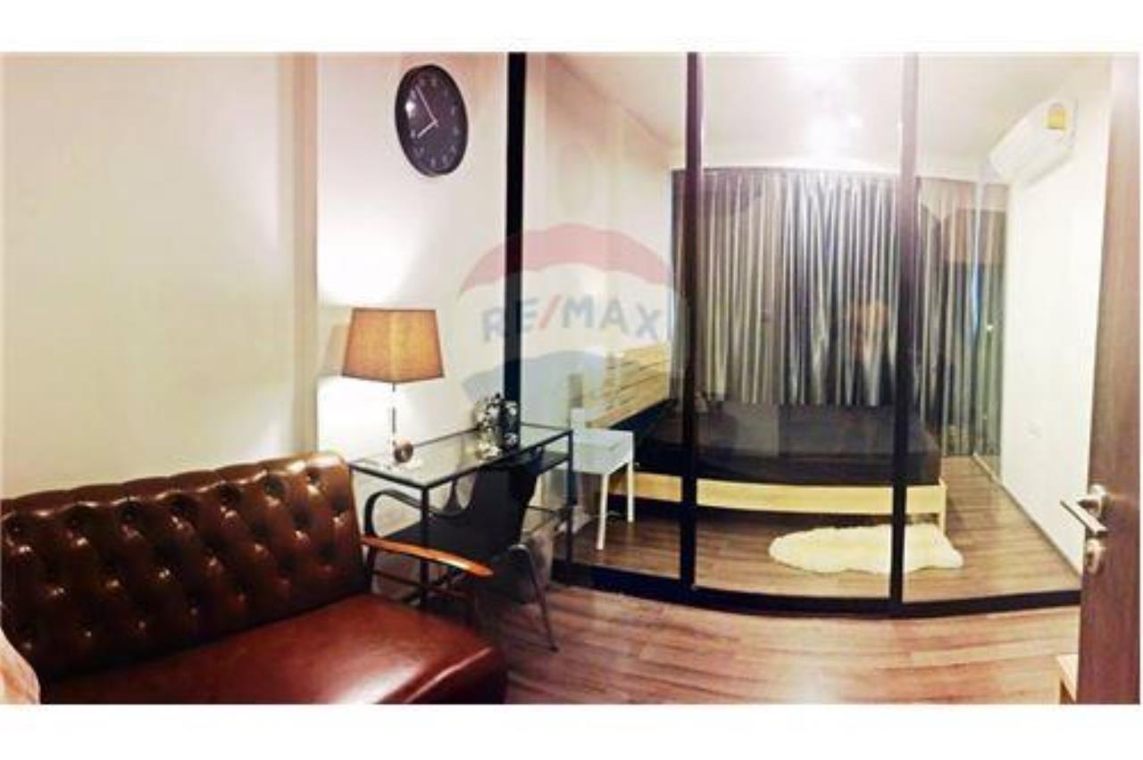RE/MAX Properties Agency's Sale The Base Park West Sukhumvit 77 1BED 25.70SQM 1