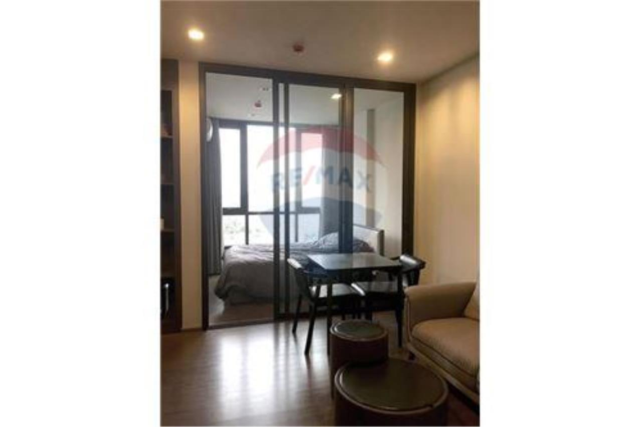 RE/MAX Properties Agency's RENT The Line Sukhumvit 71 1BED 31.44SQM. 2