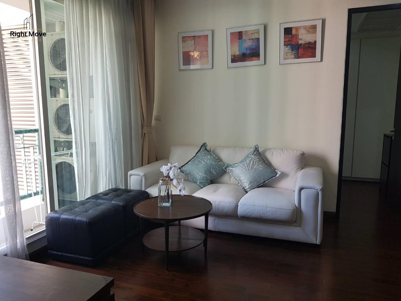 Right Move Thailand Agency's CA1283 The Address Chidlom For Rent 50,000 THB 2 Bedrooms 73 Sqm  1