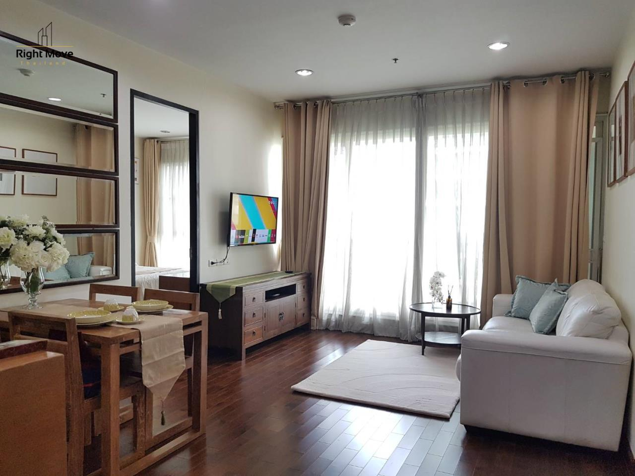 Right Move Thailand Agency's CA1283 The Address Chidlom For Rent 50,000 THB 2 Bedrooms 73 Sqm  2