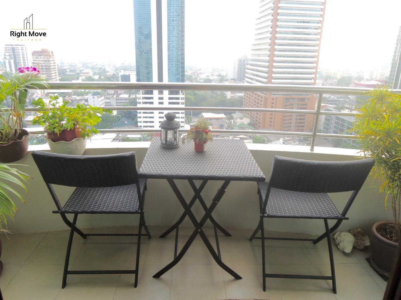 Right Move Thailand Agency's CA1864 Top View For Rent 45,000 THB - 3 Bedrooms - 115 Sqm 4