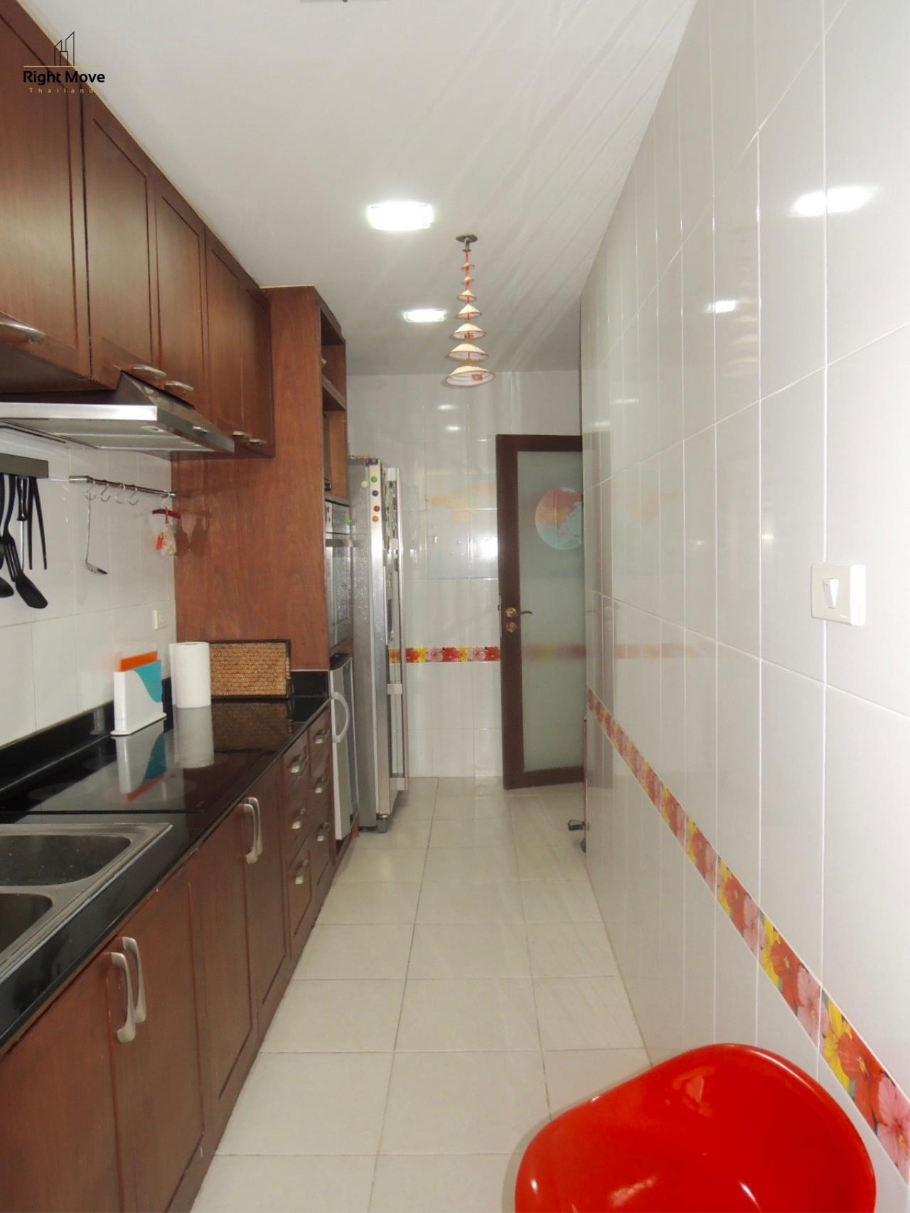 Right Move Thailand Agency's CA1864 Top View For Rent 45,000 THB - 3 Bedrooms - 115 Sqm 25