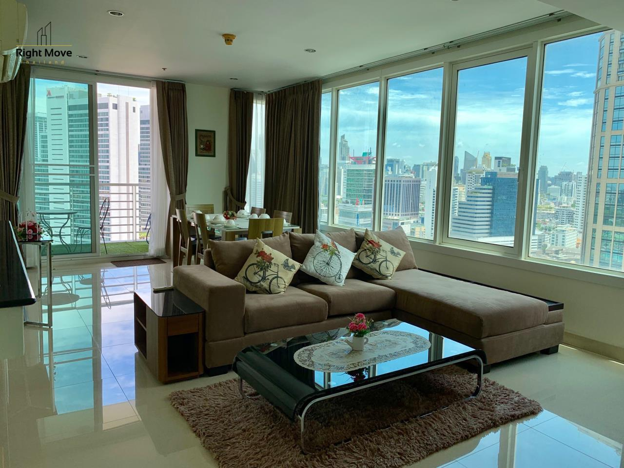 Right Move Thailand Agency's CA2598 Siri Residence For Rent 100,000 THB 3 Bedrooms 145 Sqm 4