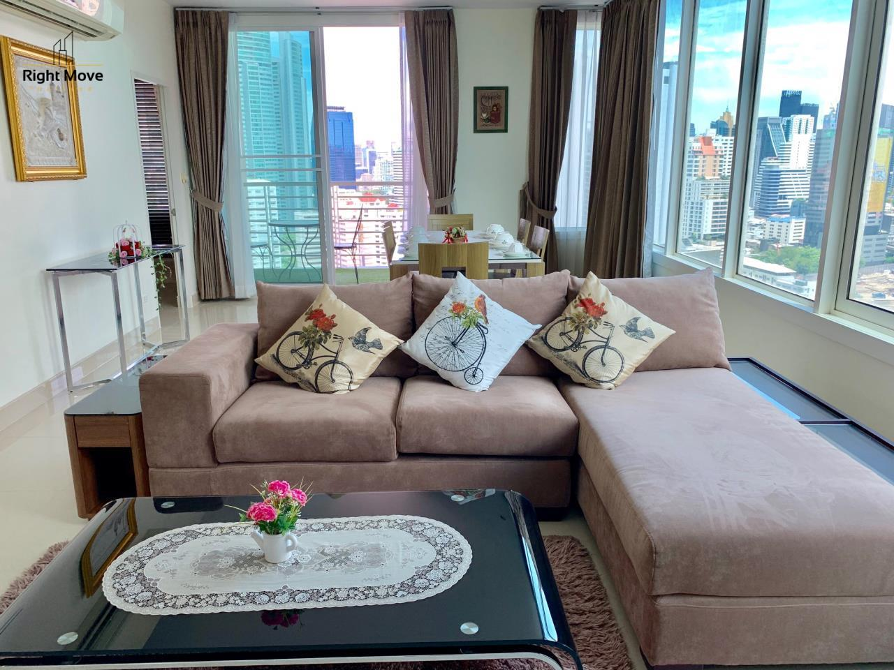 Right Move Thailand Agency's CA2598 Siri Residence For Rent 100,000 THB 3 Bedrooms 145 Sqm 1