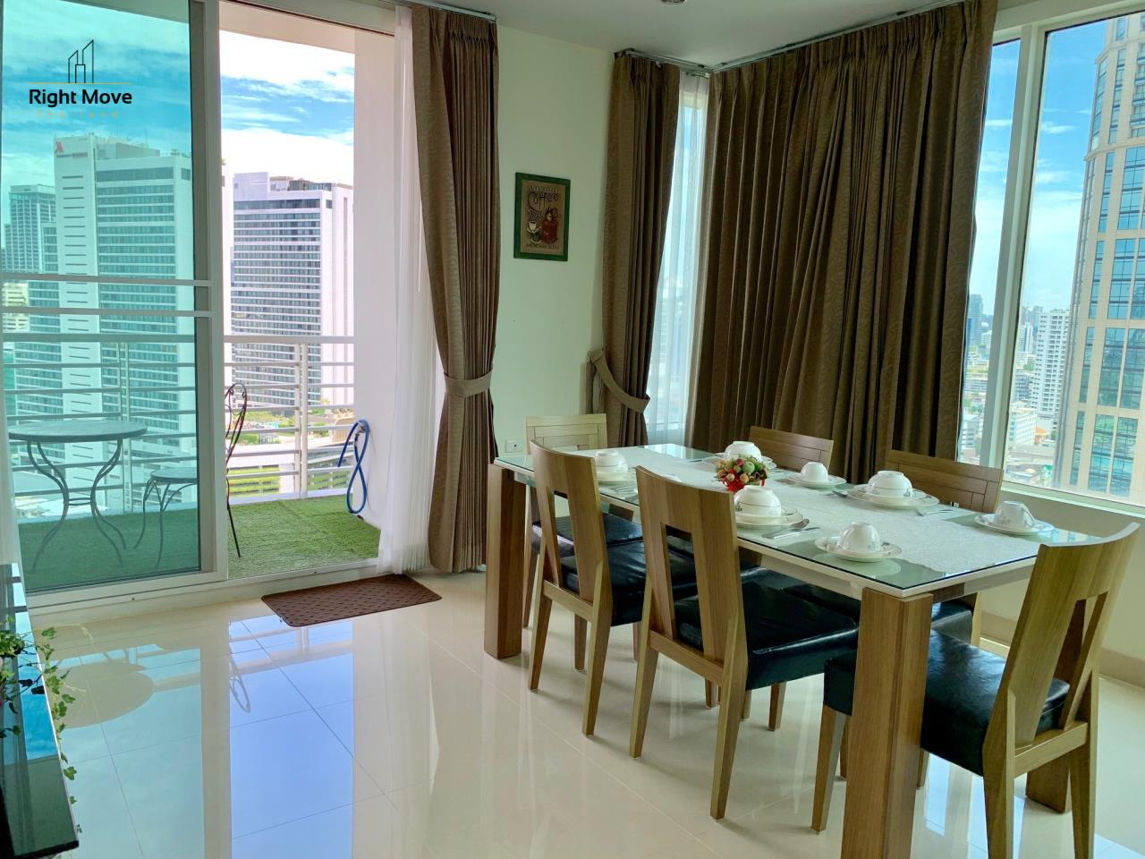 Right Move Thailand Agency's CA2598 Siri Residence For Rent 100,000 THB 3 Bedrooms 145 Sqm 5