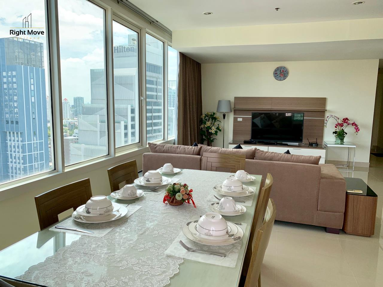Right Move Thailand Agency's CA2598 Siri Residence For Rent 100,000 THB 3 Bedrooms 145 Sqm 2
