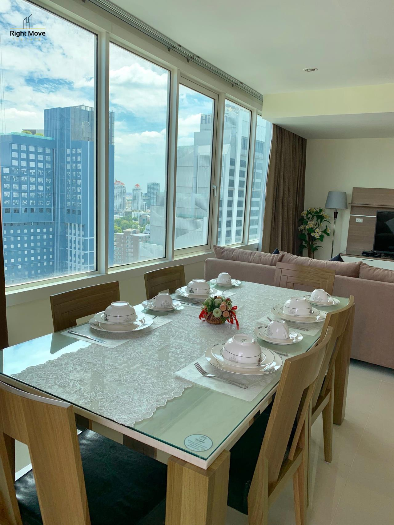 Right Move Thailand Agency's CA2598 Siri Residence For Rent 100,000 THB 3 Bedrooms 145 Sqm 6