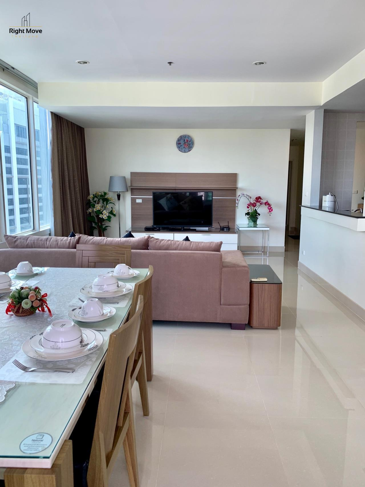Right Move Thailand Agency's CA2598 Siri Residence For Rent 100,000 THB 3 Bedrooms 145 Sqm 7