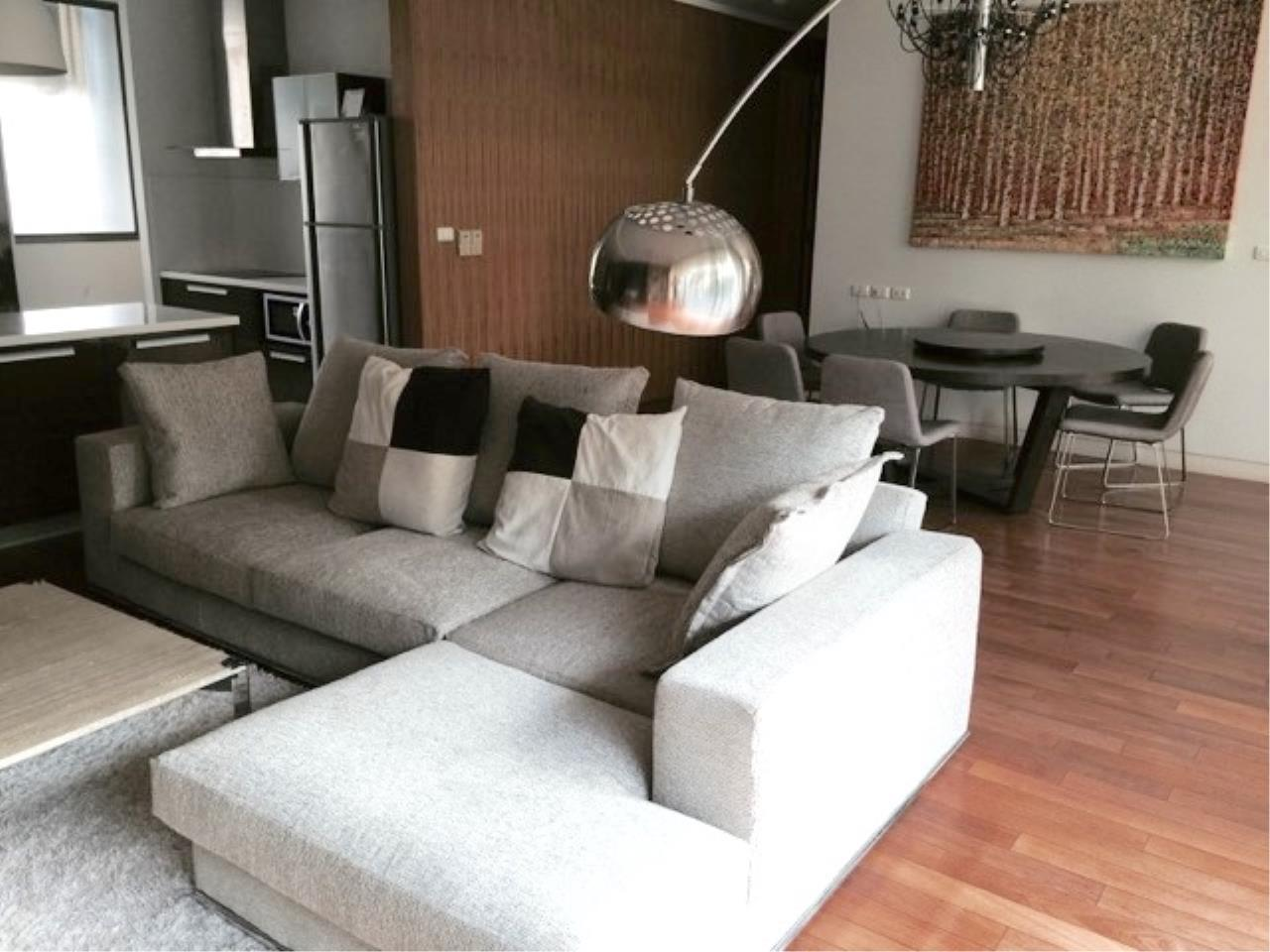 Right Move Thailand Agency's CA289 For Rent Domus Condo 95,000 THB 2+1 Bedrooms 167 Sqm 1