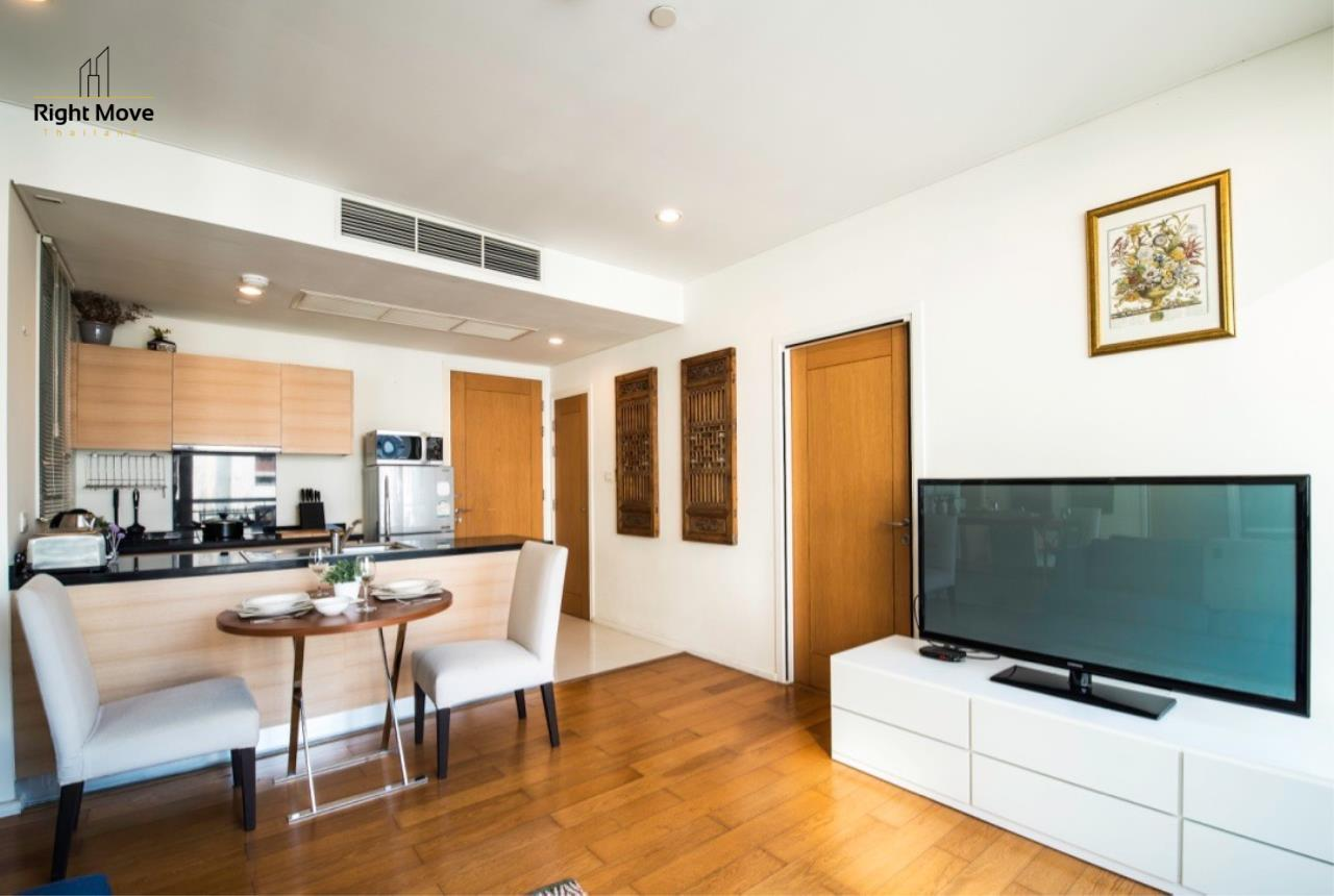 Right Move Thailand Agency's CA3051 Wind Sukhumvit 23 for rent and sale - 1 Bedroom - 52.8 sqm. 2