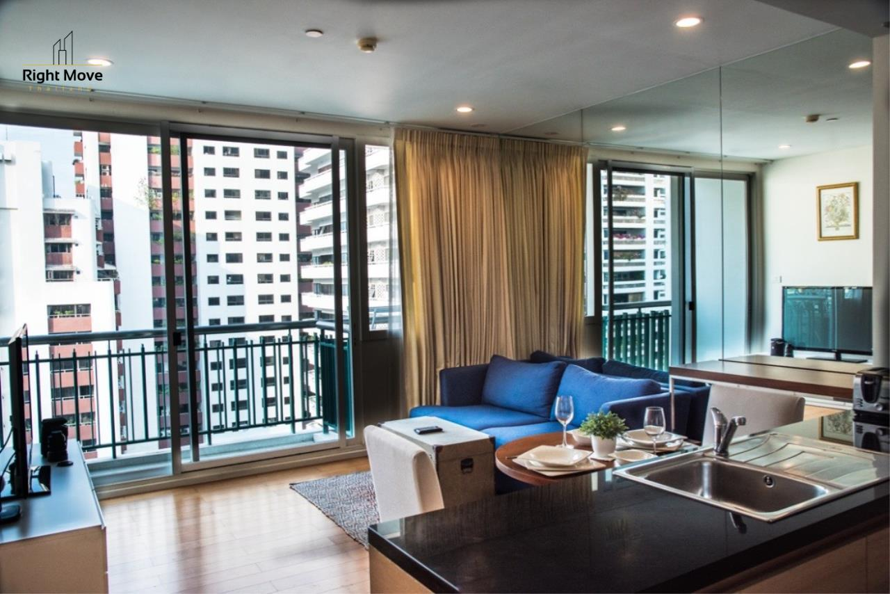 Right Move Thailand Agency's CA3051 Wind Sukhumvit 23 for rent and sale - 1 Bedroom - 52.8 sqm. 1