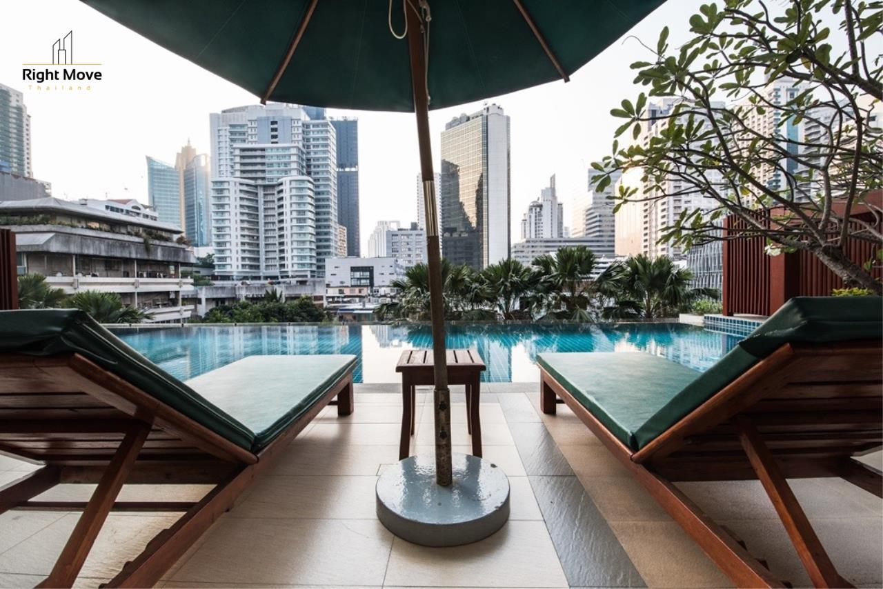 Right Move Thailand Agency's CA3051 Wind Sukhumvit 23 For  Sale 7,800,000 THB - 1 Bedroom - 52.8 sqm. 12
