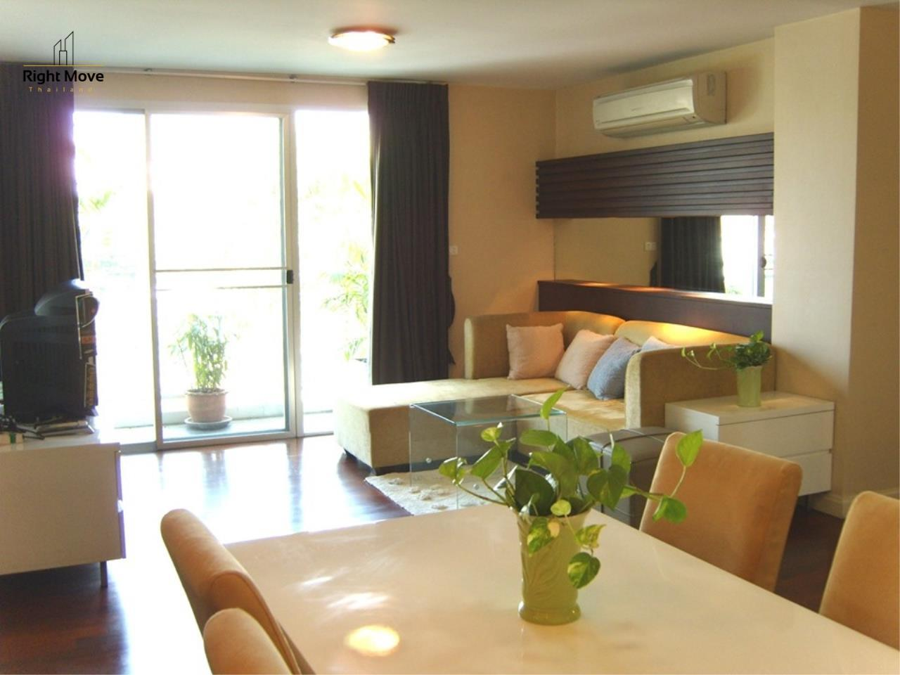 Right Move Thailand Agency's CA3162 49 Plus I For Rent 45,000 THB 3 Bedrooms 104 Sqm  1